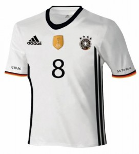 Das neue DFB Heimtrikot 2016